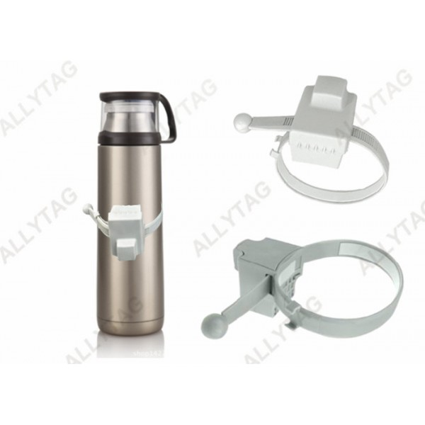 Magnet Lock Wine Bottle Security Tags Protection Diameter φ 64 - 70mm