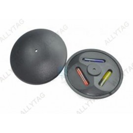 8.2Mhz / 58Khz Alarm Ink Pack Security Tag Standard Locking Three Inks Inside
