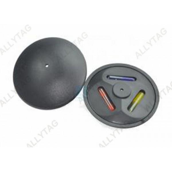 8.2Mhz / 58Khz Alarm Ink Pack Security Tag Standard Locking Three Inks Inside