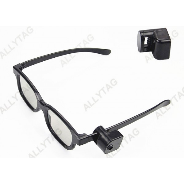 Radio Frequency Eyewear Security Tags Ferrite / Coil For Glasses Stores