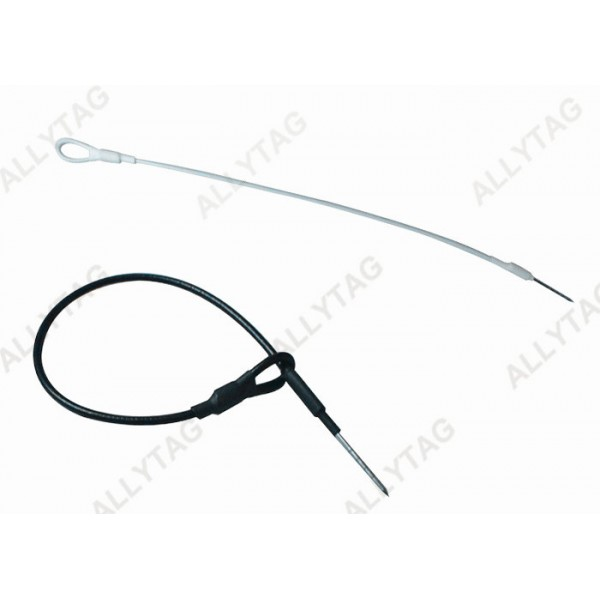 Single Loop Anti Theft Accessories Lanyard Pin 175mm / 200mm Length
