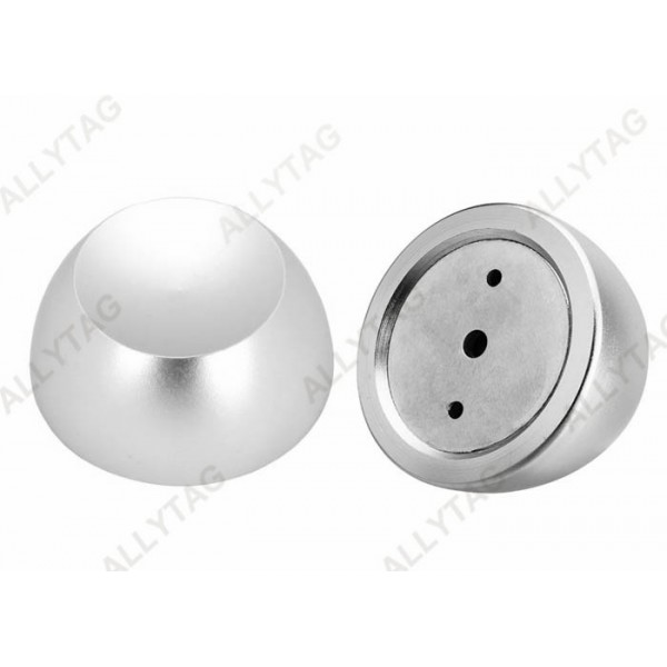 Super Magnetic Security Tag Detacher , EAS Security Tag Remover 3 Holes For Installation