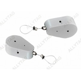 40CM Cable Length Retractable Tether Security Device For Retail Merchandise