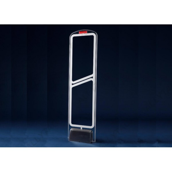 Acrylic Alarming Eas Security Gates , Supermarket Security Gates 110V / 220V Host Voltage