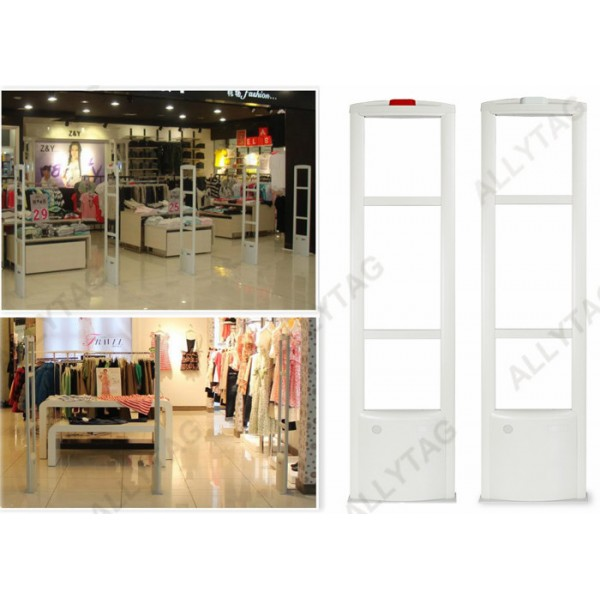 Anti Shoplifting EAS RF System 75Hz Pulse Frequency With Sensitivity Control